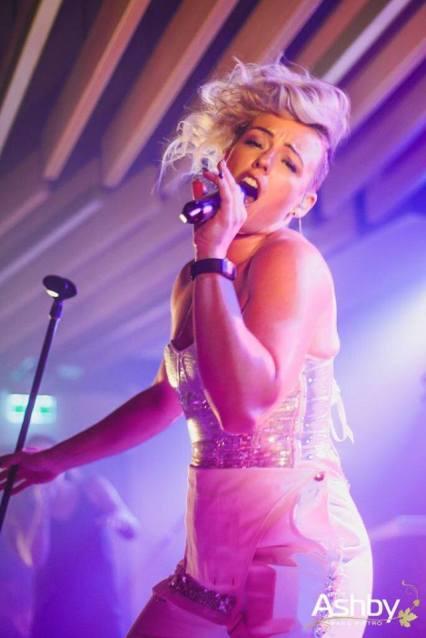 sabrina performing